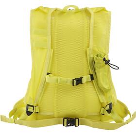 asics Lightweight Running Backpack, lemon spark